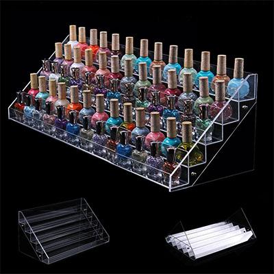 Acrylic display for Nail enamel