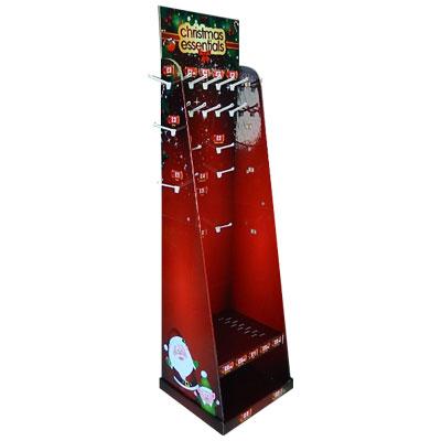 Christmas Cardboard Display Stand