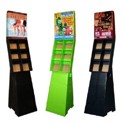 DVD display stand