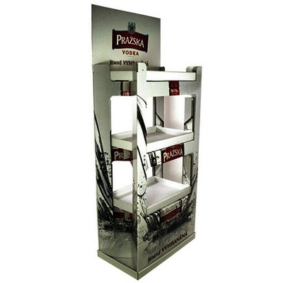 Corrugated Display Stands Units Manufacturer in Shenzhen