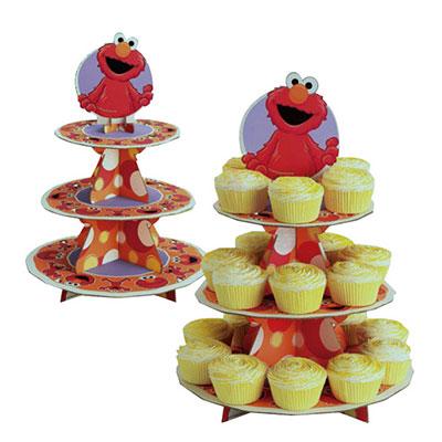 Round Cakes Tree Tray Stand