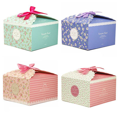 Paper gift box supply