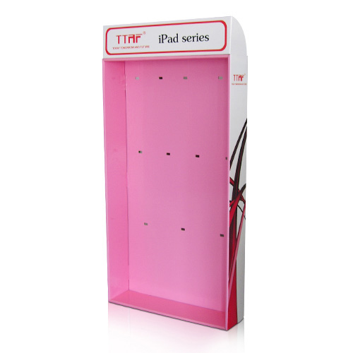 Corrugated Cardboard Counter display stand USA