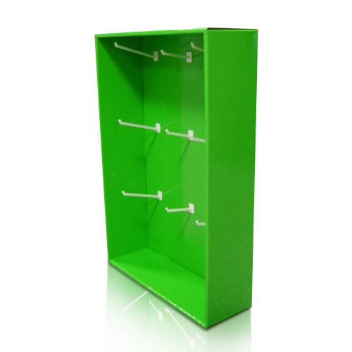 Shopping fixture counter display box Hungary